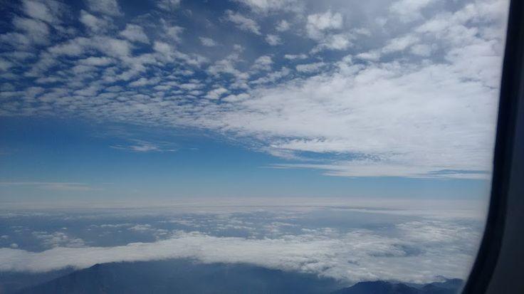 Literalmente en el cielo, camino a La Serena #Bellezza #Fotografia #Chile