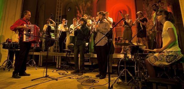 Relacja z ostatniego w tym sezonie koncertu Orkiestry Klezmerskiej Teatru Sejneńskiego