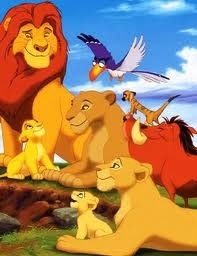 The Lion King :)