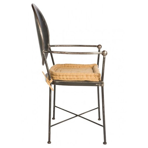 Metal French Cafe Arm Chairs 2 845 BRL liked on Polyvore featuring home  Best 25 Metal cafe chairs ideas on Pinterest Metal diningMetal Cafe Chairs Sale  Galvanized Amelia Metal Cafe  . Metal Cafe Chairs Sale. Home Design Ideas