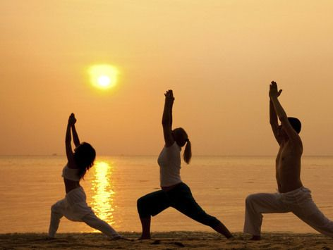 6 Days Beach Yoga Holiday in Greece