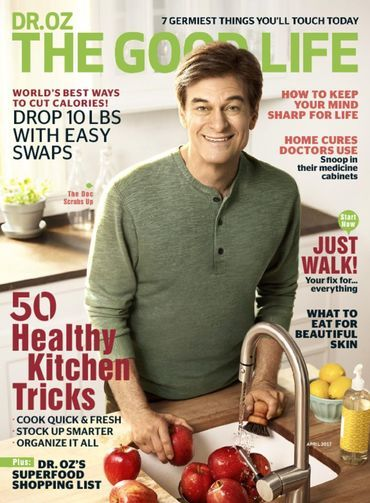 """Buy Dr OZ """"The Good Life"""" Magazine Subscription