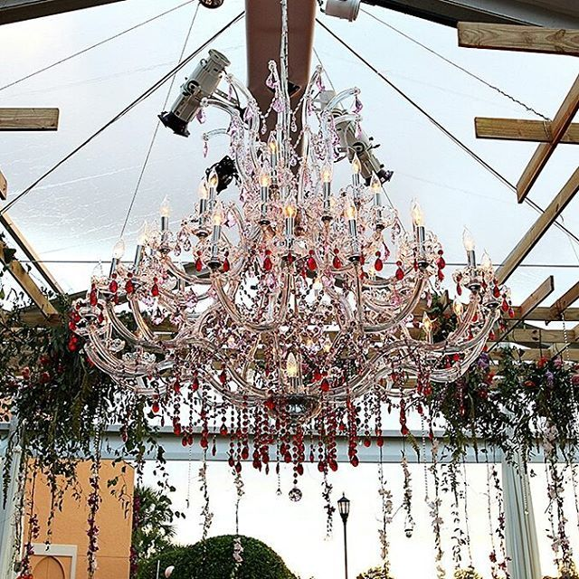 That Is Exactly What Happened When Guests Laid Their Eyes On Our Custom  Designed Kristen Crystal Chandelier.
