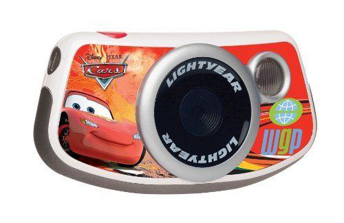 Lexibook Disney Cars - Cámara Digital Compacta, 1.3 MP (1.4 pulgadas) (importado) B003H4PV46 - http://www.comprartabletas.es/lexibook-disney-cars-camara-digital-compacta-1-3-mp-1-4-pulgadas-importado-b003h4pv46.html