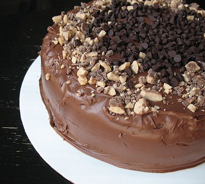 Were Going To Make A Choclate Cake