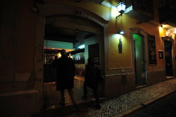 A Trave Bar - Bairro Alto, Lisbon by Insight Interiores www.in-sight.pt