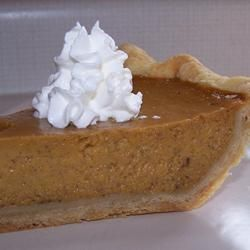 Mrs. Sigg's Fresh Pumpkin Pie Recipe. We have fresh pumpkin puree this year (thank you, CSA!) and will be trying this for Thanksgiving this year.