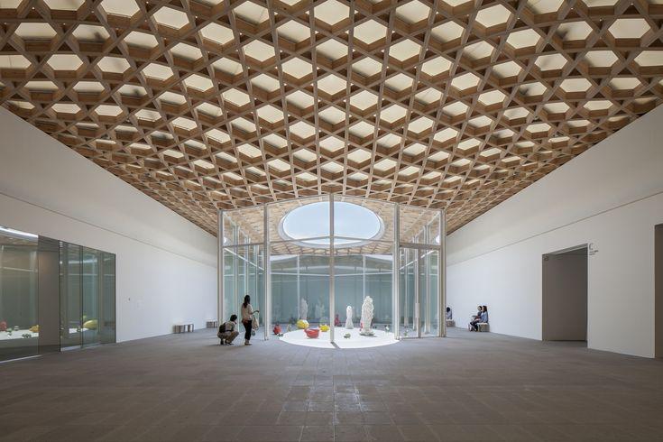 Museu Oita,© Hiroyuki Hirai