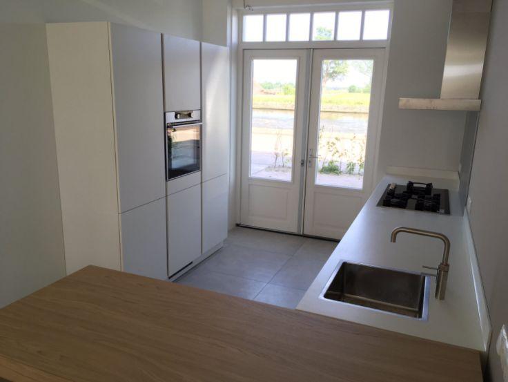 25 beste idee n over witte keukens op pinterest witte keukenkasten en witte kasten - Prijzen bulthaup b ...