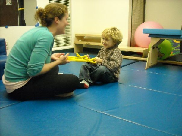 Core strengthening ideas, plus a great explanation on how core weakness affects balance, coordination, and even fine motor skills.
