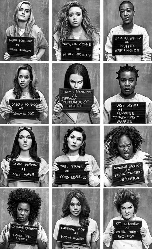 Orange Is The New Black - A Netflix Original Series