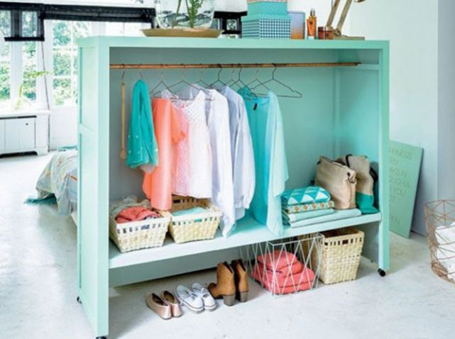 Dressing Recup Armoire