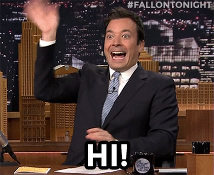 The Tonight Show Starring Jimmy Fallon — Could you sweet human beings maybe put together a...