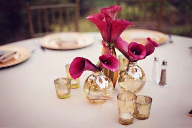 Sommer romantisches Abendessen zu zweit im Garten