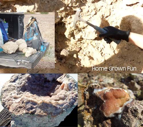 how to find geodes what is a geode   Geology   Pinterest ...
