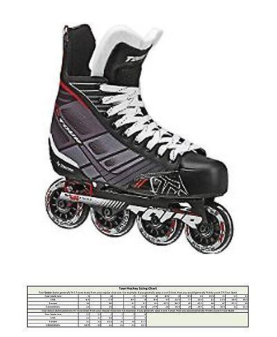 Roller Hockey 64669: Tour Hockey Fb-225 Senior Inline Hockey Skates 05 -> BUY IT NOW ONLY: $117.03 on eBay!