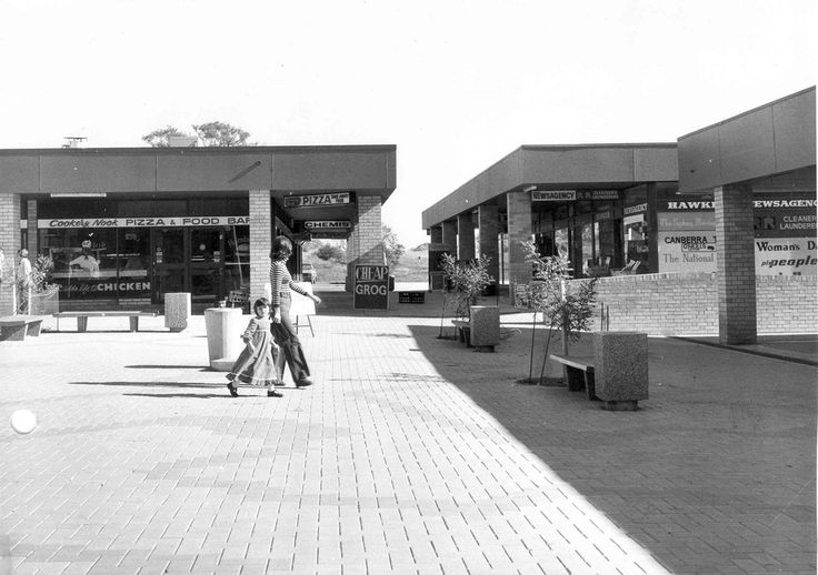 https://flic.kr/p/azoUWW | Hawker Shopping Centre - April 1978 (Hawker Place, Hawker) | From the folder: 2011/2230 - Land Development - Planning - National Capital Commission Commercial Centres A-K   Photo by H. Smith