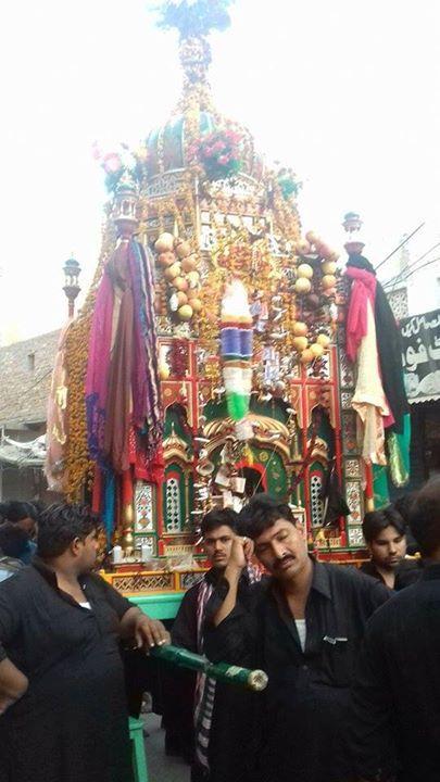 Ashura Procession - Kamalia Punjab Pakistan  (10 Muharram 1438 / 2016 - Kamalia Punjab Pakistan)  Photography: Toseef Raza Jafri  Shia Multimedia Team - SMT http://ift.tt/1L35z55