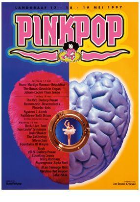 1997   Pinkpop History