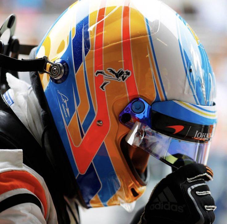 Fernando Alonso - McLaren Honda - 2017