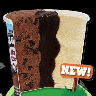 Ben & Jerry's new Core Ice Cream could change things forever. OMG! @Ben & Jerry's, what will you think of next? Pure genius!