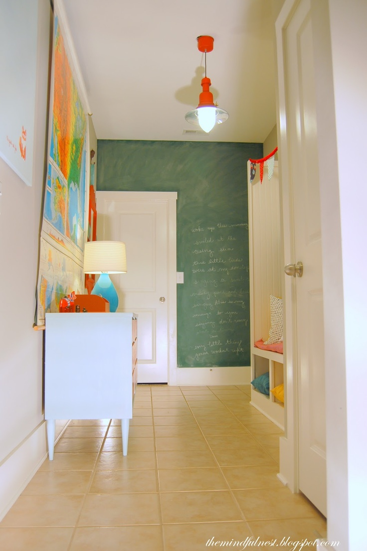 the mindful nest a very thrifty mudroom