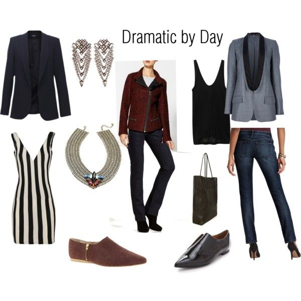"""Dramatic Day outfits"" by thewildpapillon on Polyvore"
