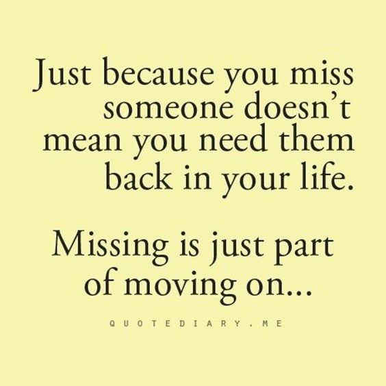 I Miss You And Missing Someone Quotes 19