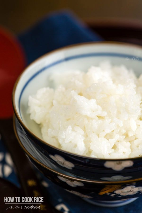 [JAPAN] How To Cook Rice | Easy Japanese Recipes at JustOneCookbook.com