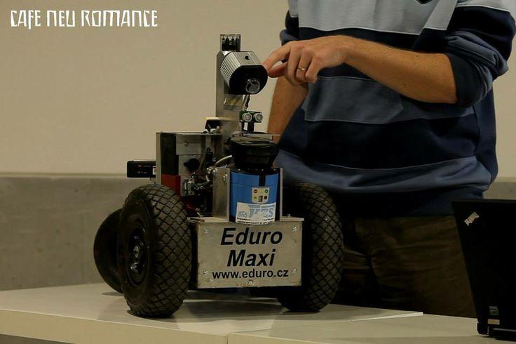 Martin Dlouhý (CZE): Robotour.  Info: http://cafe-neu-romance.com/press-media/cnr-2013/cnr-2013-lectures-martin-dlouhý-%28cze%29  Video: http://youtu.be/dxNHZanUTTo