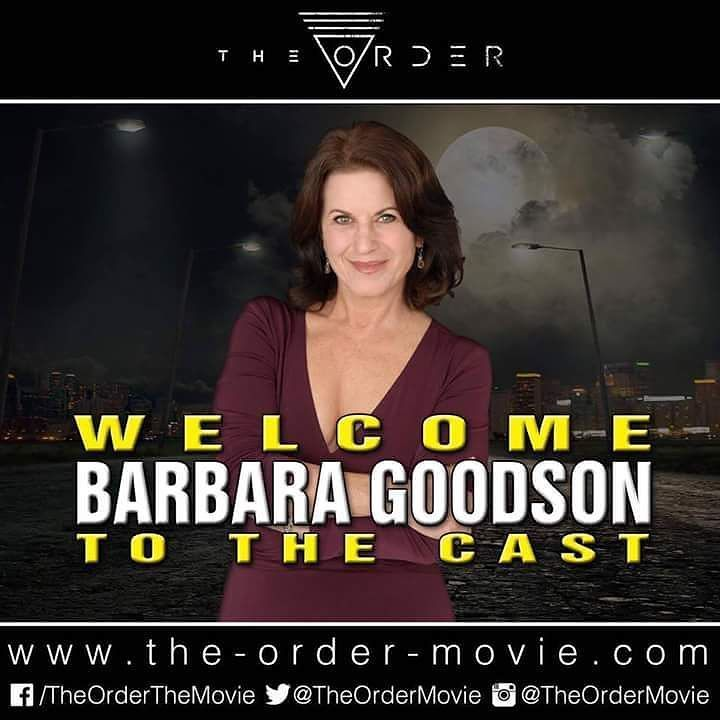 Yesterday Barbara Goodson aka the voice of Rita was announced to be part of @theordermovie. Power Rangers fans are you ready?  You can still help The Order at http://ift.tt/1OJrOFl  #barbaragoodson #rita #trentonnjpromoter #beatmaticsupports #CHAOSANDORDER #theordermovie #ordervschaos #choosewisely #chooseaside #actorslife #actinglife #filmfestival #indiefilm #hollywoodlife #filmcommunity #moviereview #moviemagic #moviestars #karanaunleashed #filmcamera #filmset #filmmakers #filmisalive…