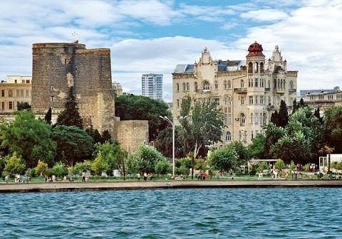 ♔ ☪ Azerbaijan: Baku