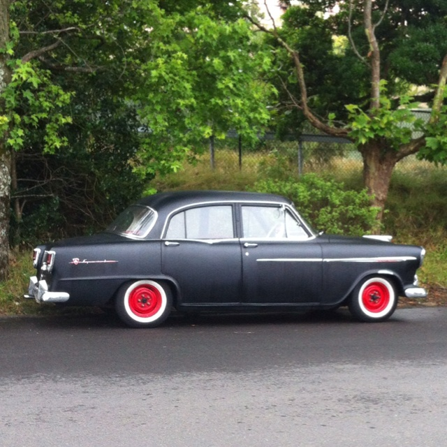 Matte Black FE Holden Special - still got it (not this one-see the FE project folder)