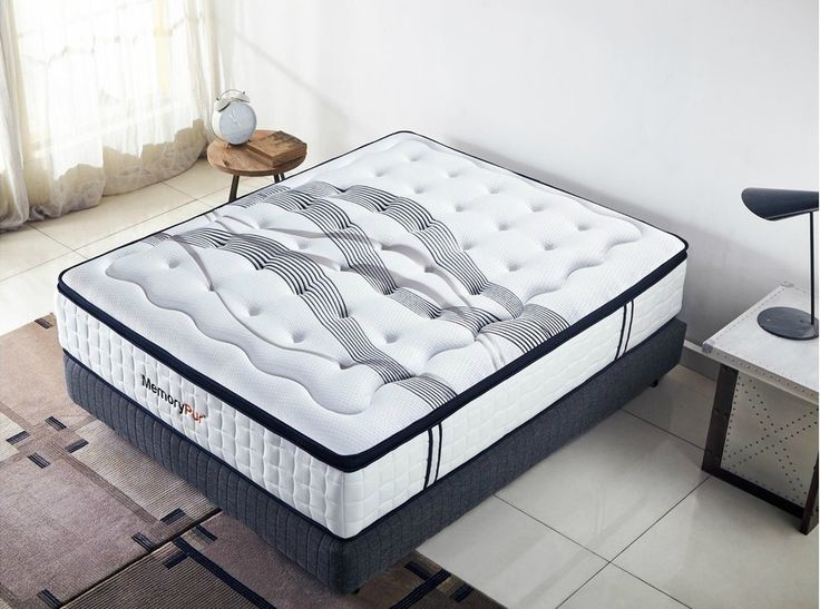 best 20 matelas et sommier ideas on pinterest matelas sommier matelas oreiller and lit. Black Bedroom Furniture Sets. Home Design Ideas