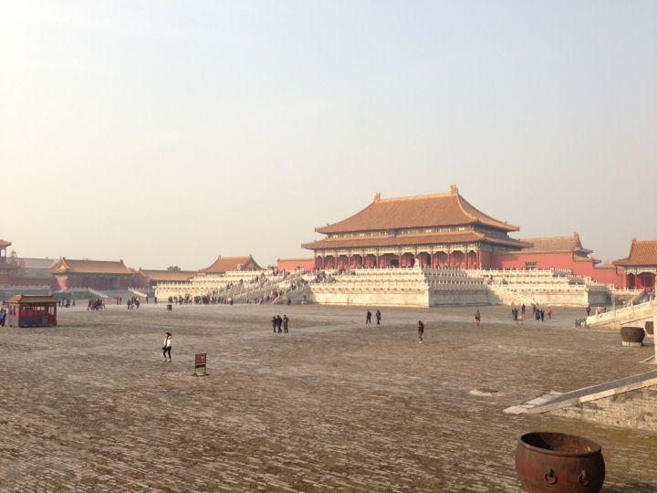 故宫博物院 Forbidden City in 北京, 北京
