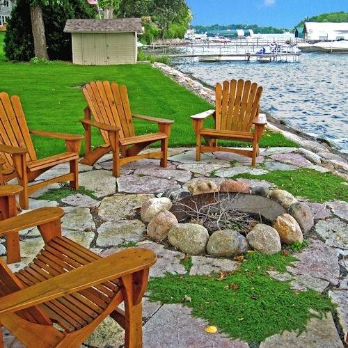 Firepits & Fireplaces Gallery