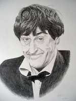 2nd Doctor - Patrick Troughton by ~Shutterglass4 on deviantART