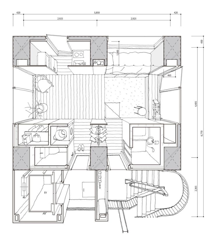 Architecture Drawing Of House 264 best plan images on pinterest | architecture plan, floor plans