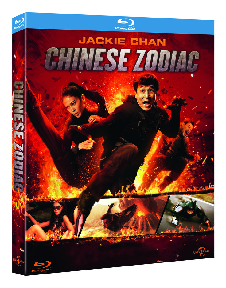 Chinese Zodiac - in DVD e Blu-ray dal 9 luglio