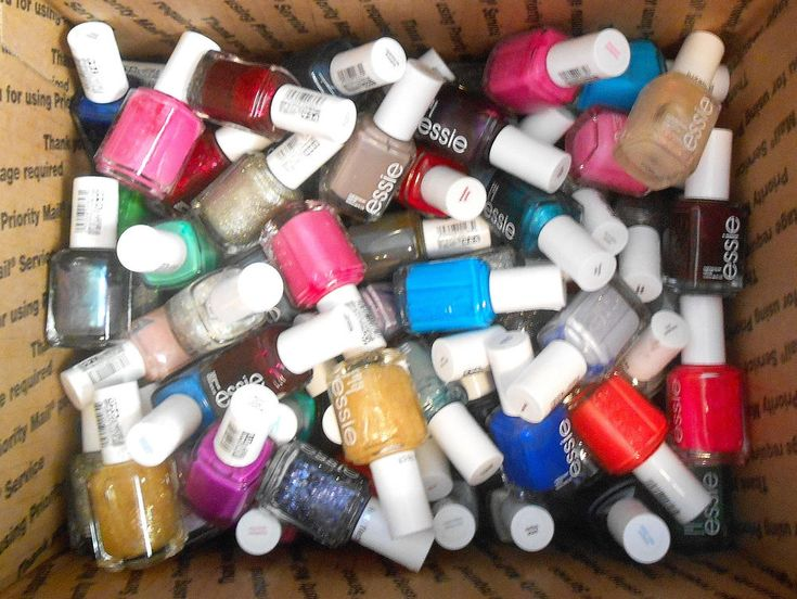 Essie Nail Polish Lot Wholesale Bulk Assorted Cream Shimmer Glitter 25 50 Essie Nailpolish