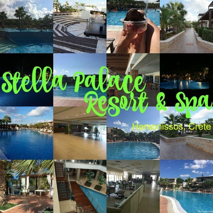 Stella Palace Resort & Spa, Hersonissos, Crete, Creece via @beautybymissl  #travel #travelling #hotels