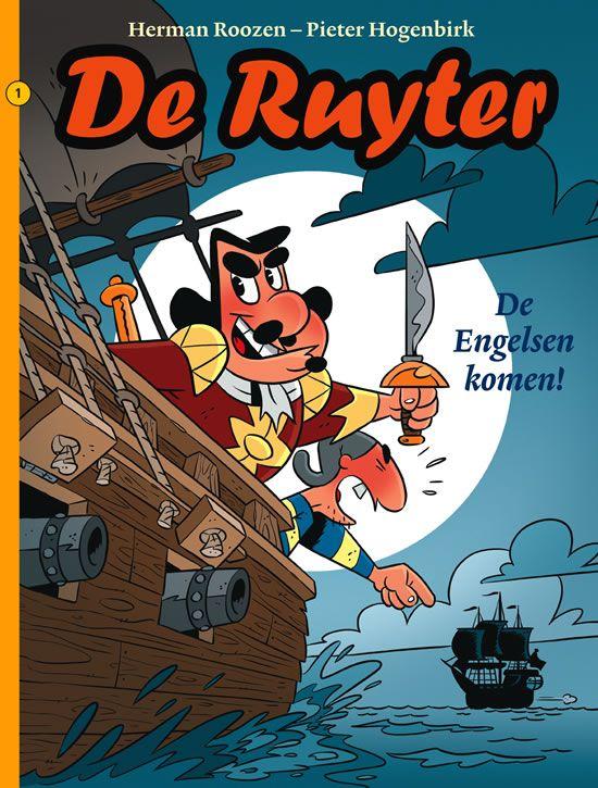 De Ruyter deel1: De Engelsen komen!