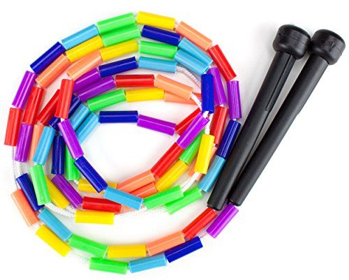 K-Roo Sports Rainbow 7-Feet Jump Rope with Plastic Beaded Segmentation K-Roo Sports http://www.amazon.com/dp/B00M32A5SA/ref=cm_sw_r_pi_dp_ajVnwb0NYTRZG