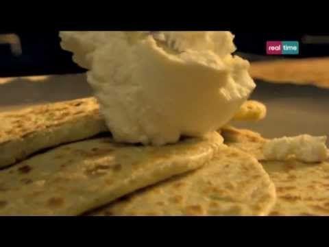 Cucina con Ramsay # 53: Piadine con ricotta profumata al timo e limone - YouTube