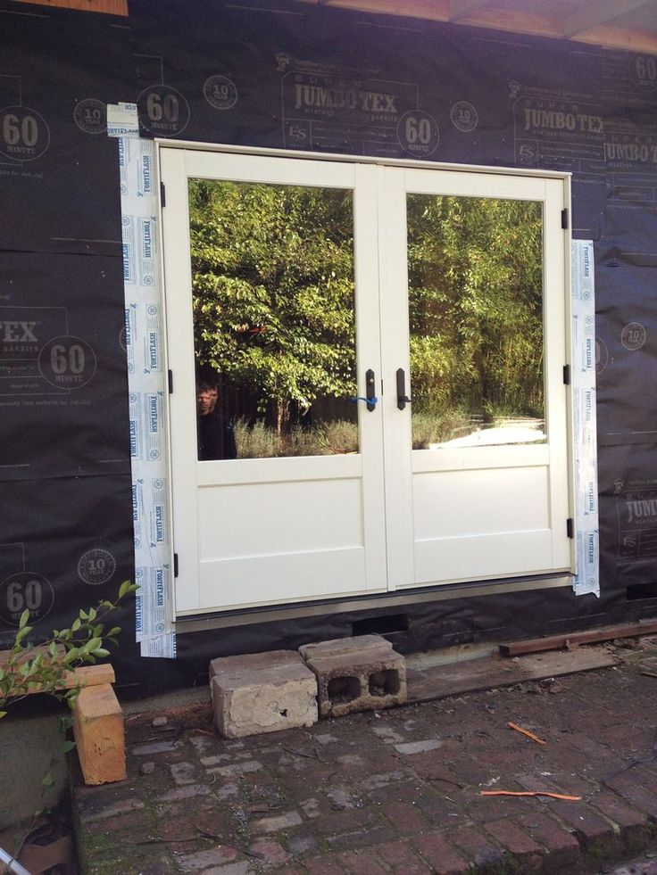 New Farmhouse French Doors Louise Remodel Pinterest