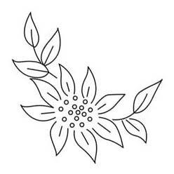 Pattern Detail | Poinsettia | Needlecrafter