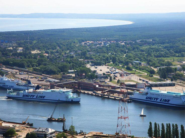 #unityline #prom #ferry #polonia #skania #wolin #kopernik #gryf #jansniadecki #sea #poland #sweden #świnoujście #szczecin #ystad