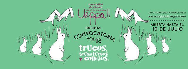 #ConvocatoriaUeppa Toda la info aquí: http://ueppadisegno.com/2014/06/10/convocatoria-ueppa-13-hasta-el-10-de-julio/