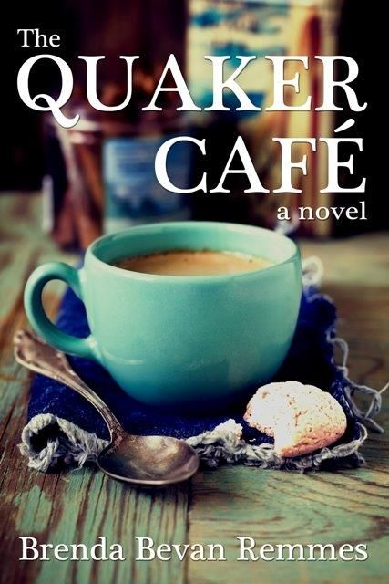 The Quaker Cafe - A Novel-'The Quaker Cafe' tells an engrossing story with humor and sympathy for the people on both sides of a difficult situation. The characters are well developed and win a reader's compassion as well as interest. Set in a charming small southern town, the Quaker religion is presented in a realistic and low key manner and adds depth to this delightful debut novel. Awards winning author,  Katherine Mccaughan, author of  Natasha Lands Down Under