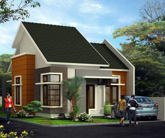 Desain Rumah Minimalis 1 Lantai Sederhana 11